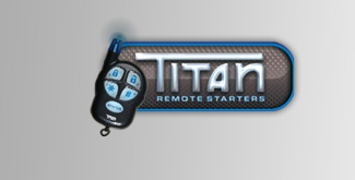 Titan Remote Car Starters